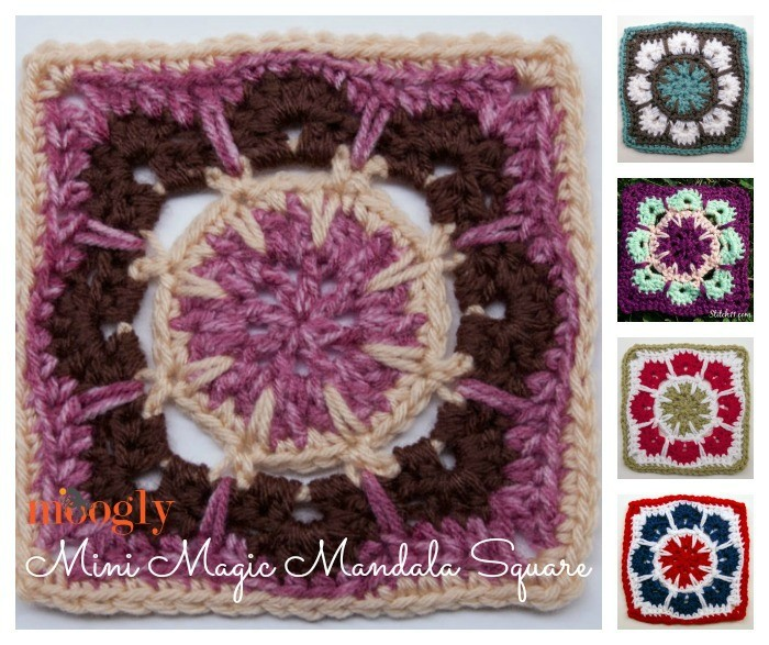 The 10 Most Beautiful Crochet Granny Squares Ever