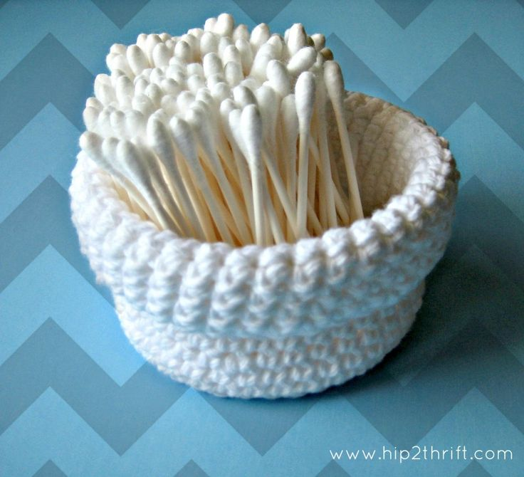 Adorable Crochet Spa Basket Tutorial