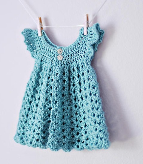 Free Crochet Pattern For Baby Angel Wings : [Free Pattern] Incredibly Quick,Easy & Beautiful Angel ...