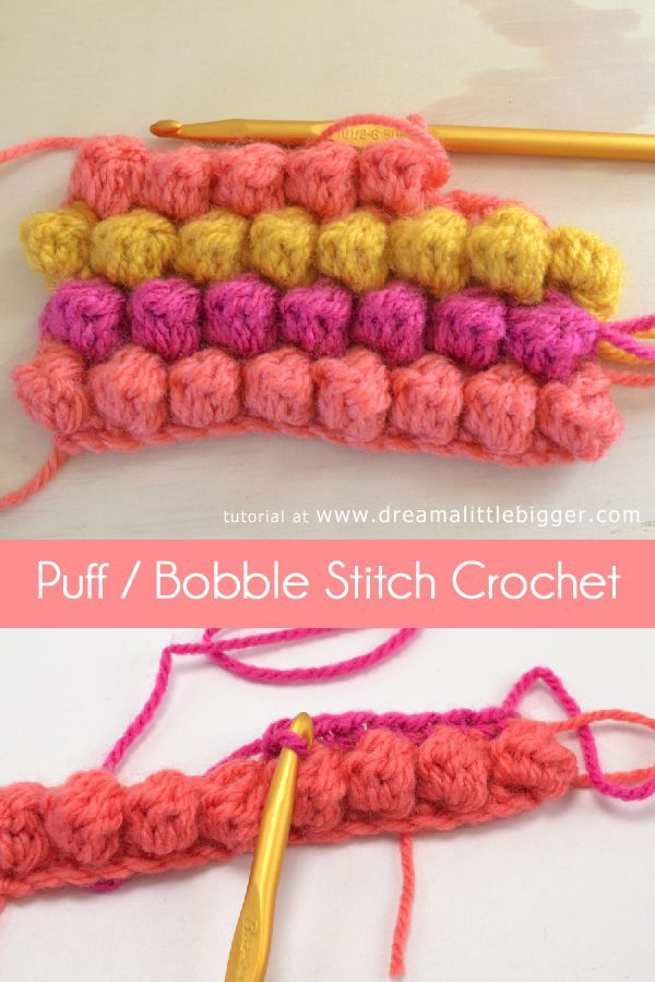 Crochet Tutorial For Beginners : Crochet For Beginners