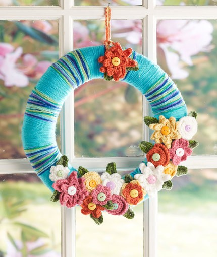 flower wreath  1