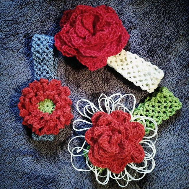 [Free Pattern] Crochet Genius Headband Pattern With Flower
