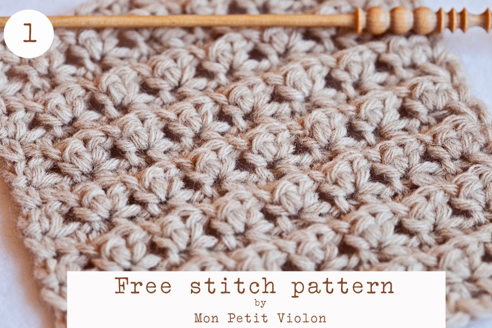 stitch pattern 3from mon violon