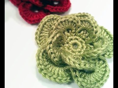 Easy Crochet Flower Patterns Archives Knit And Crochet Daily