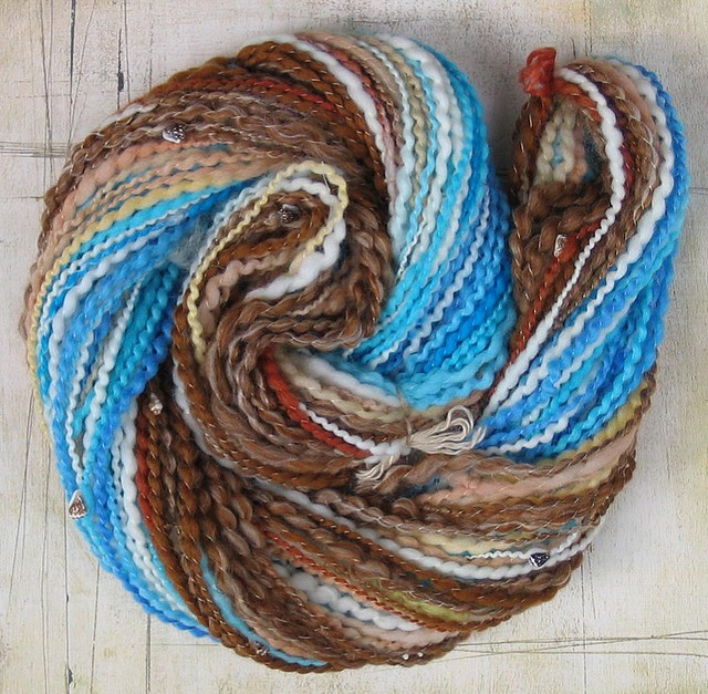 Free Pattern] Uniquely Designed Beautiful Sea Shell Crochet Scarf