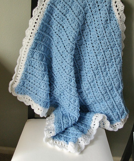 Classic Coverlet Crochet Pattern