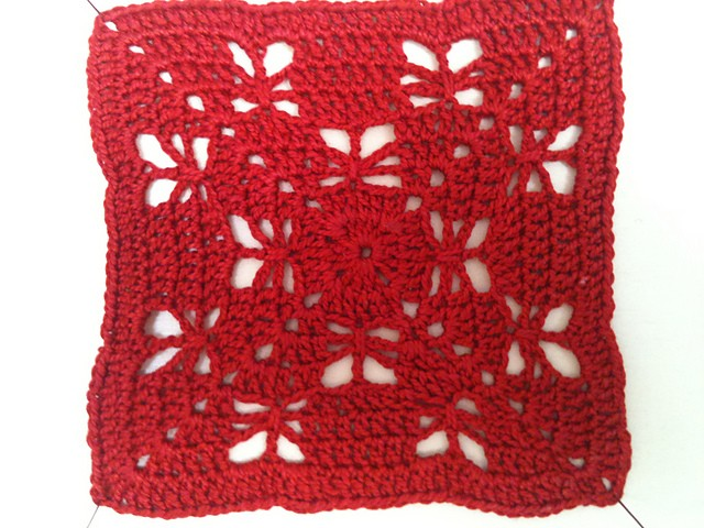 Crochet Granny Square Blanket Pattern Archives Knit And Crochet Daily