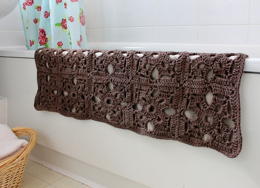 Free Pattern Fabulous Crochet Bath Mat