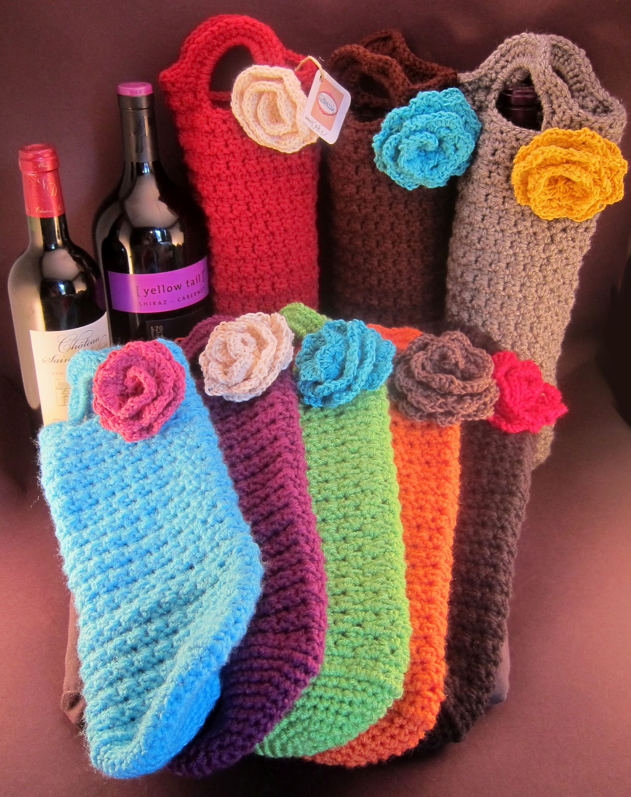 Free Crochet Patterns Gift Ideas : Gift Ideas Archives - Knit And Crochet Daily