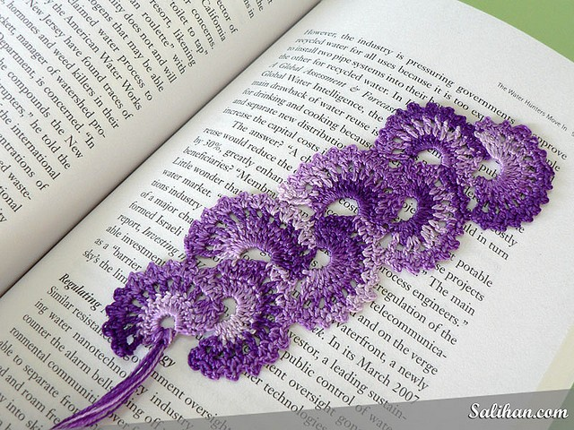 fan bookmark