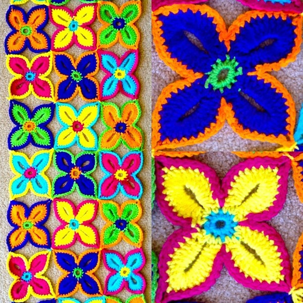 [Free Pattern] Bring Hawaii To Your Home With These Crochet Hawaiian Flowers