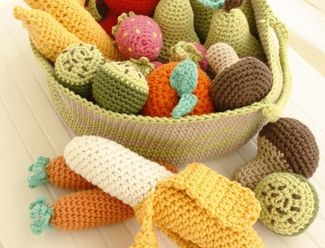 Crochet Patterns Vegetables Free : Admire These Adorable Fruits And Vegetables [Free Crochet Patterns For ...