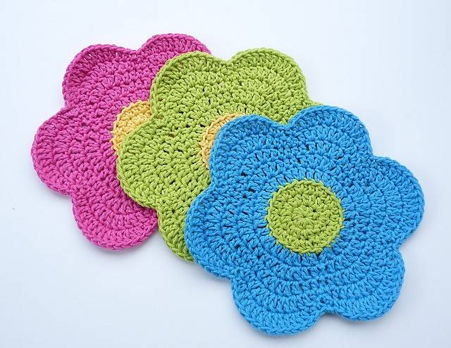 Free Pattern Hippie At Heart Try This Flower Power