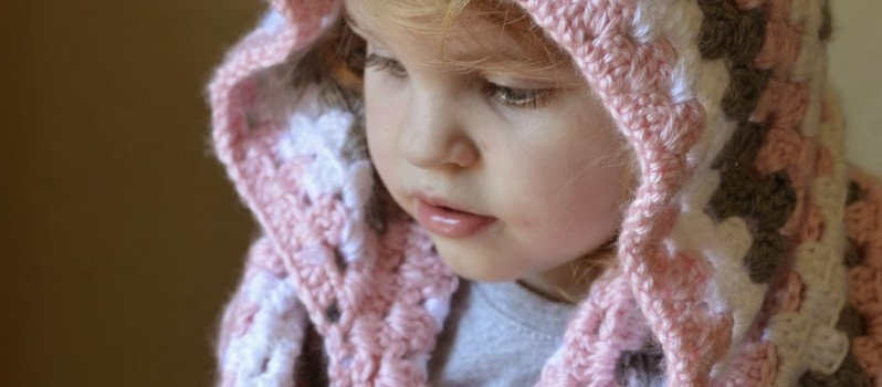 Free Pattern This Cute Hooded Cowl Will Get You Compliments