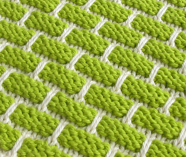 Free Pattern This Ballband Dishcloth Is Beautiful Worked