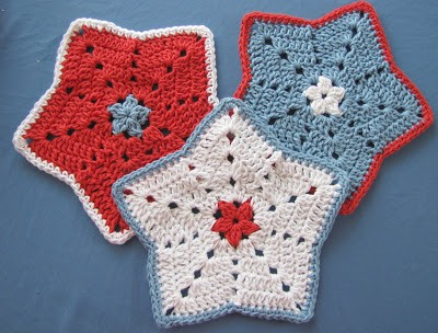 [Free Pattern] Sweet Little Dish Cloth Designed In Honor ...