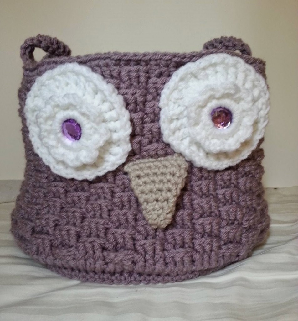 I'ts a Hoot Owl Container