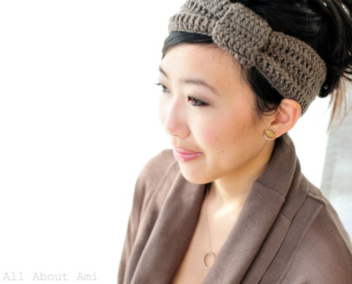 Knotted Headband by Stephanie Jessica Lau