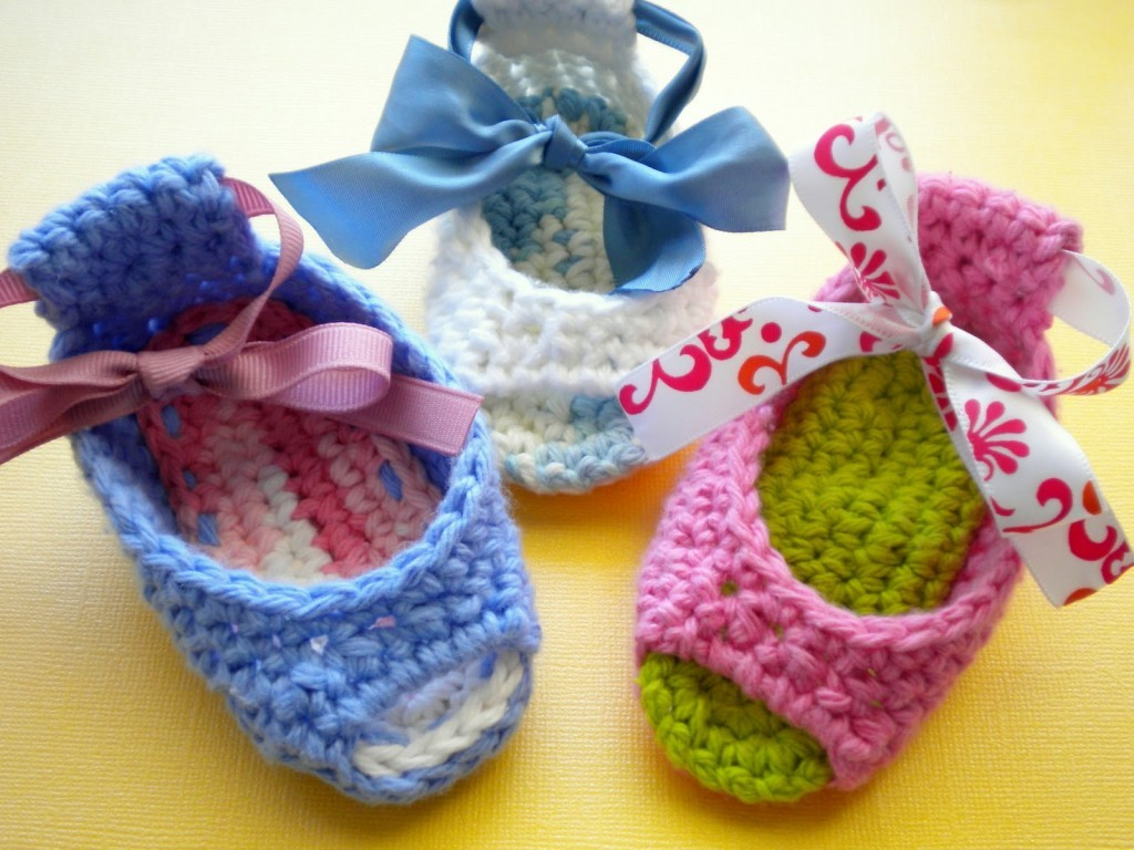 Piggy Peeps Baby Shoes