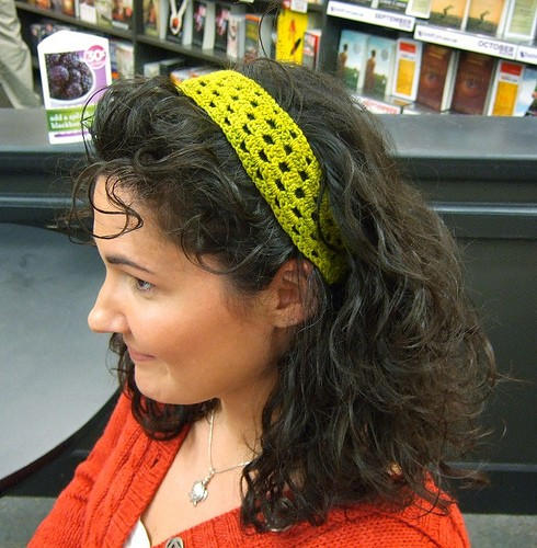 Sherry's Headband by Sherry Lichtenwalner