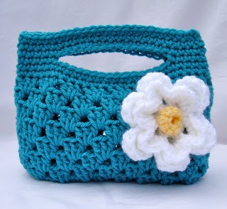 ... Crochet Bags Make Cute Gifts For Little Girls - Knit And Crochet Daily
