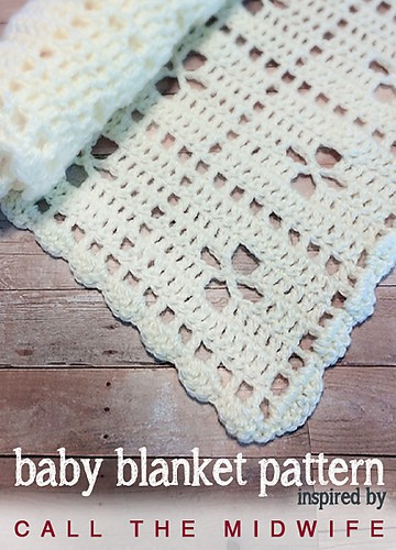 Free Pattern Get Hooked With This Adorable Call The Midwife
