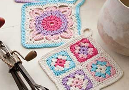 Free Pattern] I Have Fallen In Love With This Crochet Pot Holders ...