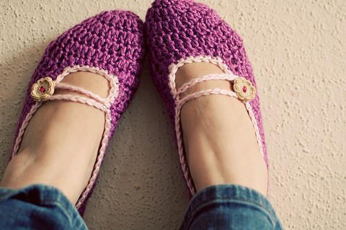 Free Pattern These Are Too Precious Best And Easiest Slipper