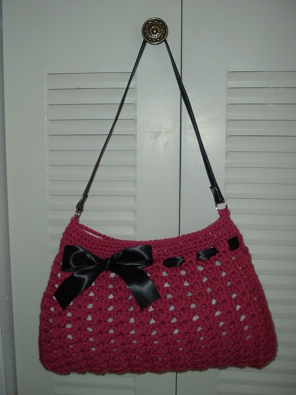 Nordstrom Crochet Hobo Bag