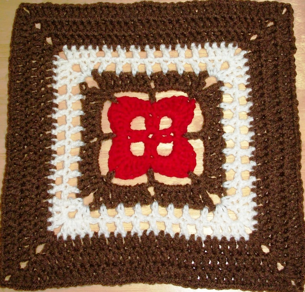 Crochet Patterns For Veterans : [Free Pattern] Remember Me Square Designed Especially For ...