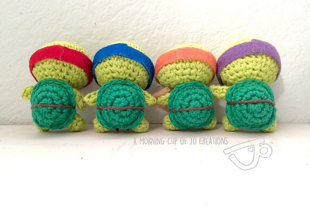 cute baby ninja turtles 2