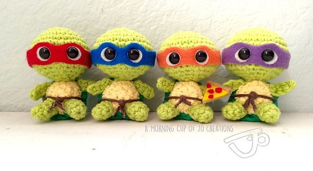 [Free Pattern] It's A Ninja Turtles Party! Cowabunga ...