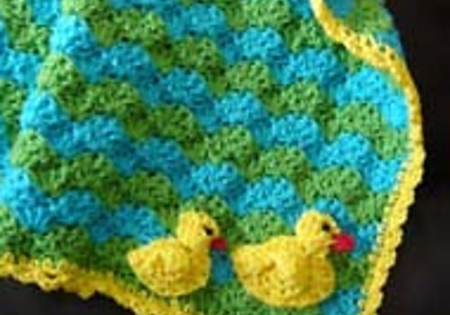 Free Pattern Once Upon A Time There Were Two Little Ducks On A Baby