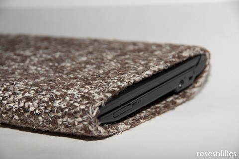 Easy Laptop, iPhone, Cell phone, kindle or camera Sleeve