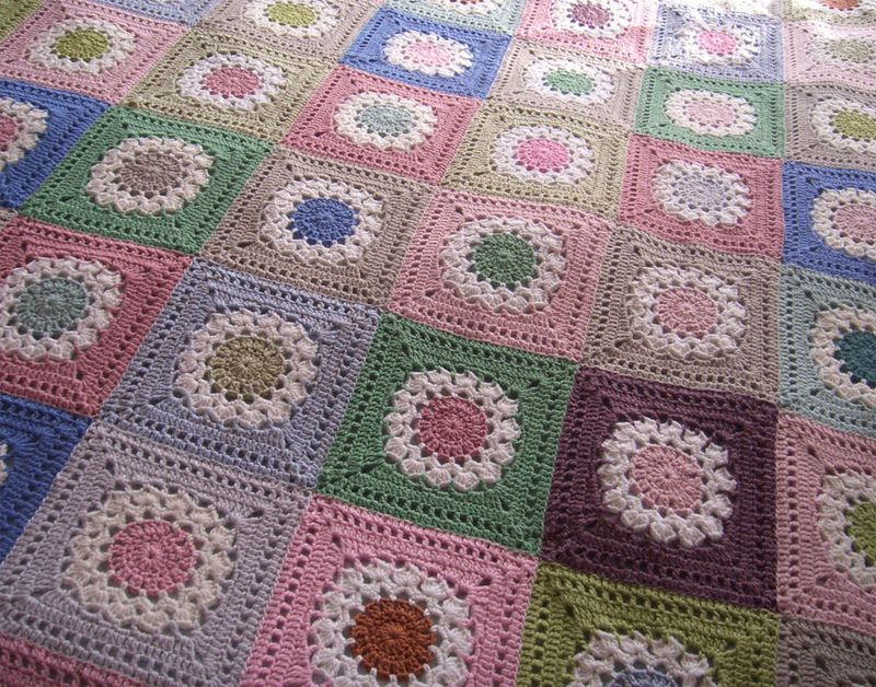[Free Pattern] This Is One Stunning Afghan!