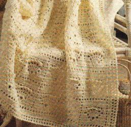 Free Pattern This Sea Shell Afghan Should Be Your Next