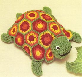 [Free Pattern] The Tortoise Is One Of The Four Celestial ...