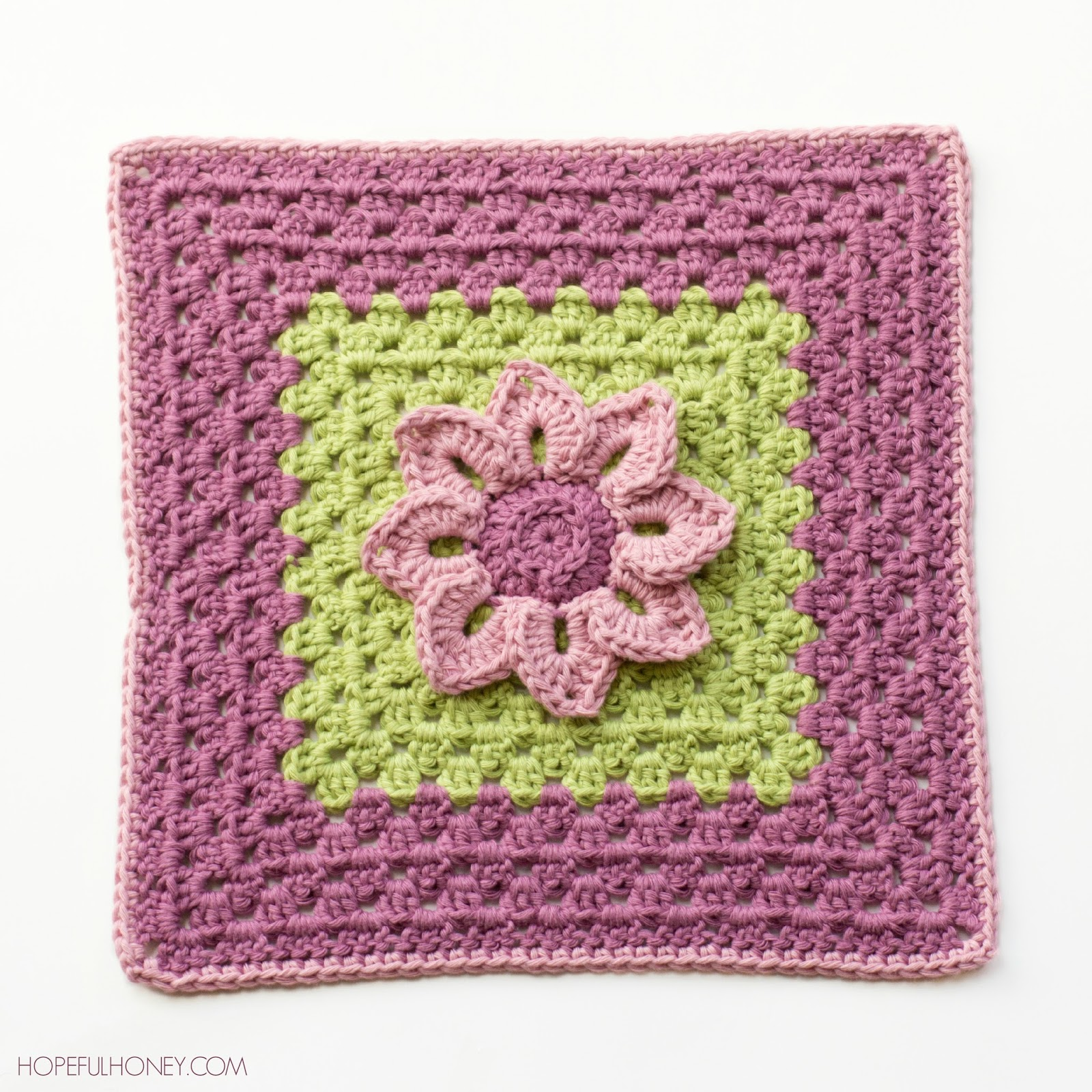 Free Pattern Simple Yet Stunning Design Water Lily