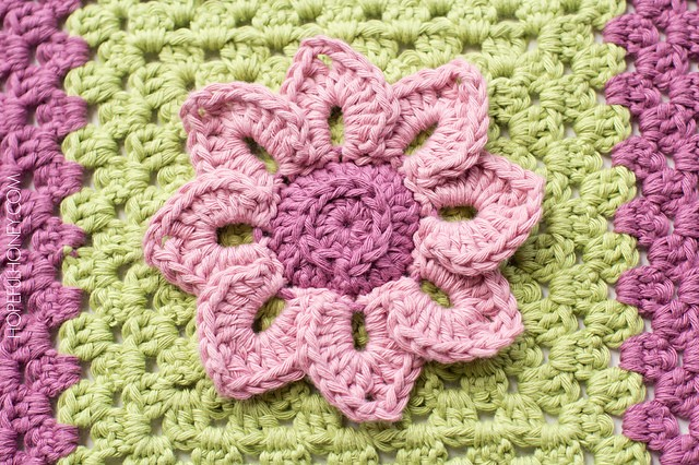 Water_Lily_Afghan_Square_Crochet_Pattern