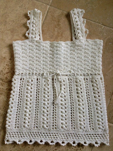 Free Crochet Patterns For Sleeveless Tops Pakbit For