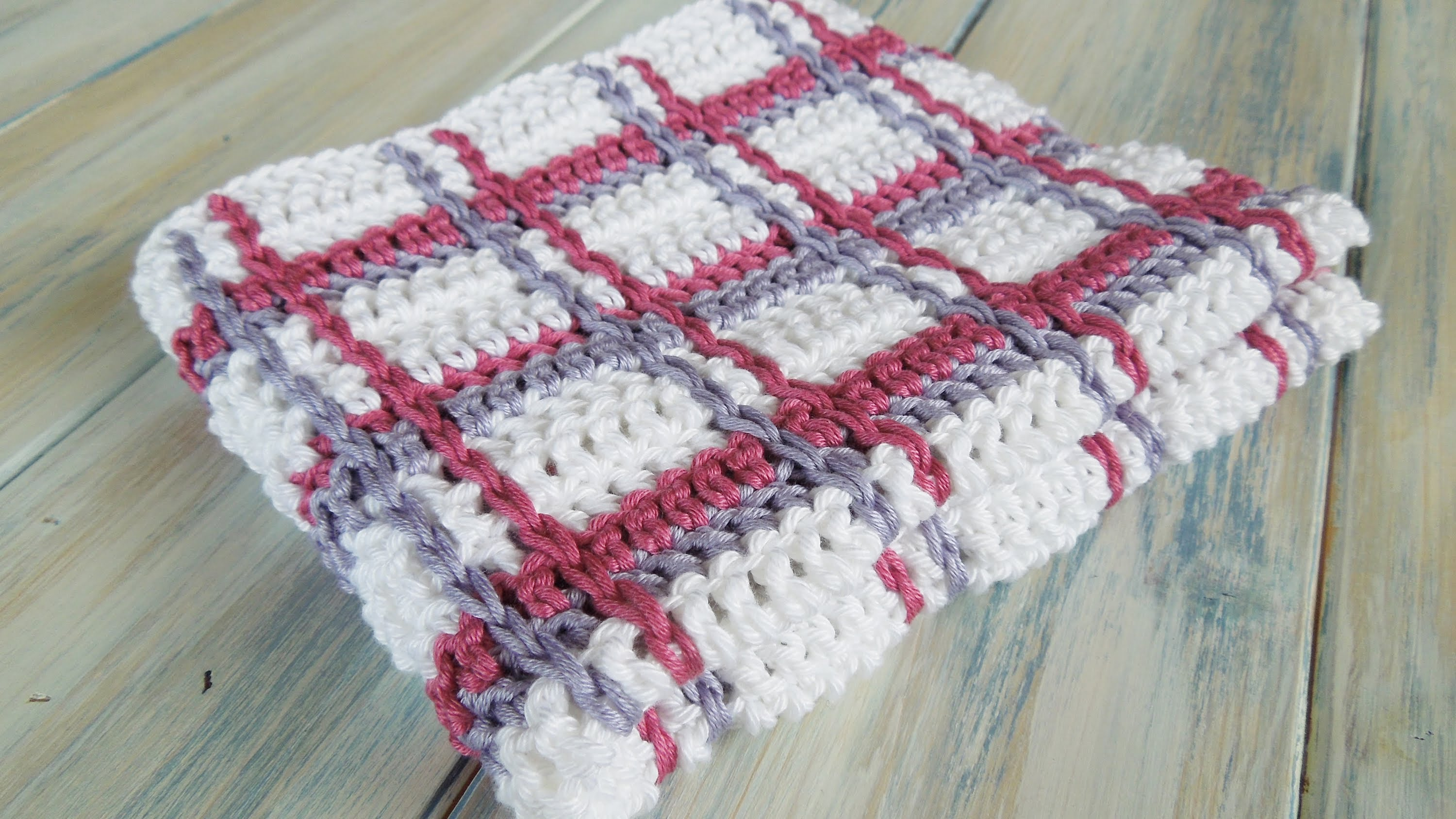 Video Tutorial Best Looking Kitchen Cloths Dishcloths