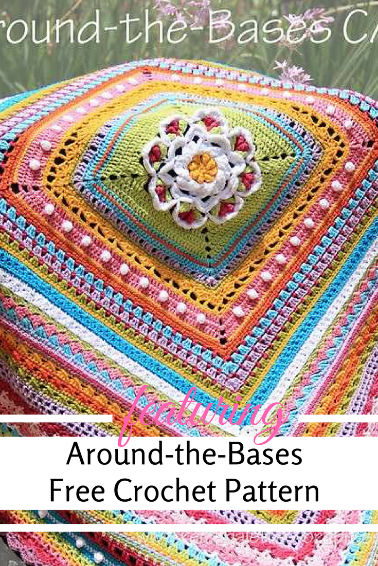 This CAL Will Turn YOUR Favorite Square Into An Afghan!