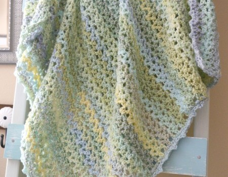 Video Tutorial Learn To Read A Blanket Pattern And Add A Border