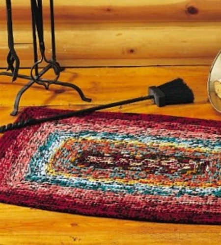 Fall-Crocheted-Rug-