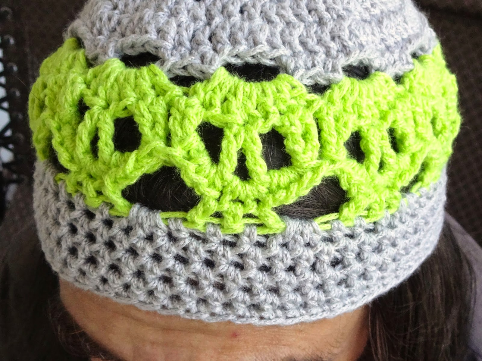 Free Pattern This Nifty Skull Halloween Hat Is Great For Adults And