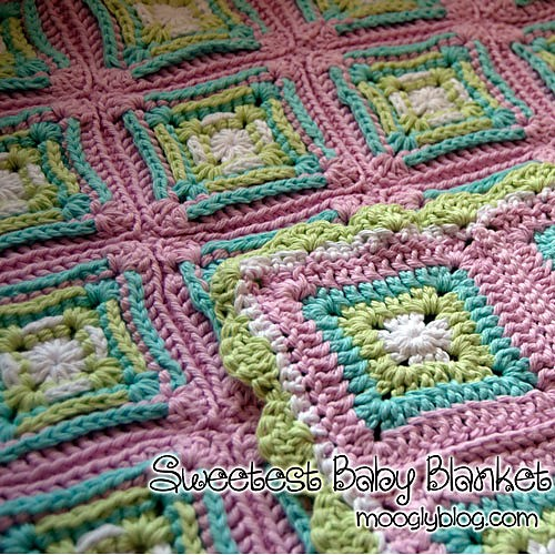 [Free Pattern] This Super-Cute Baby Blanket Looks Like The ...