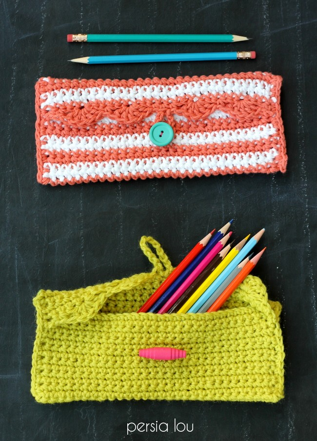 a cutie cute little pencil pouch!