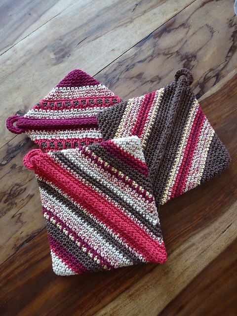 Free Pattern Grandma S Hotpats The Flat Out Best