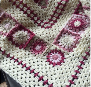 Free Pattern This Awesome Grace Crochet Blanket Has The Wow Factor