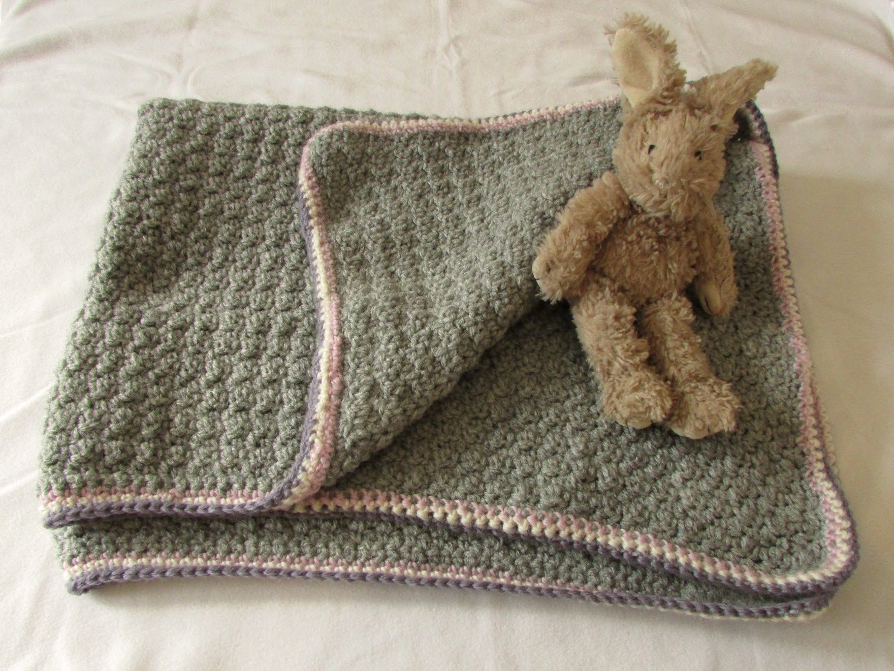 [Video Tutorial] This Beautiful Baby Blanket Its ...
